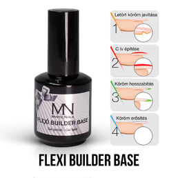 Flexi Builder Base Gel Polish, 12ml
