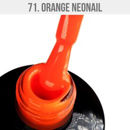 Orange Neonail, Geelilakka, 12ml