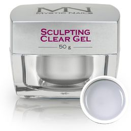 Sculpting Clear Gel, Rakennegeeli, 50g