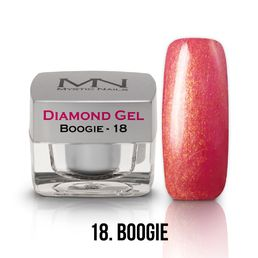 Boogie, Diamond Geeli, 4g
